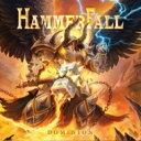 Artist Name: H - 【送料無料】 Hammerfall ハンマーフォール / Dominion 【CD】