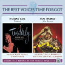 Artist Name: N - 【送料無料】 Norene Tate / Mae Barnes / Best Voices Time Forgot 輸入盤 【CD】