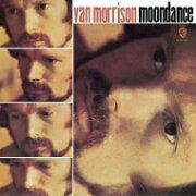 Van Morrison バンモリソン / Moondance (透明オレンジヴァイナル仕様アナログレコード) 【LP】