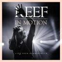 艺人名: R - 【送料無料】 Reef / In Motion: Live From Hammersmith (+brd) 輸入盤 【CD】