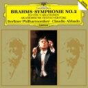 Composer: Ha Line - Brahms ブラームス / 交響曲第2番、ハイドンの主題による変奏曲、大学祝典序曲 クラウディオ・アバド&ベルリン・フィル(1987-90) 【CD】