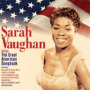 Artist Name: S - Sarah Vaughan サラボーン / Sings The Great American Songbook (3CD) 輸入盤 【CD】
