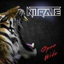 艺人名: N - 【送料無料】 Nitrate (Metal) / Open Wide 【CD】