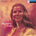 Artist Name: J - Joy Bryan / Sings 【CD】