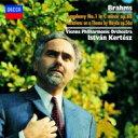 Symphony - Brahms ブラームス / 交響曲第1番、ハイドンの主題による変奏曲 イシュトヴァン・ケルテス&ウィーン・フィル 【SHM-CD】