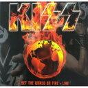 【送料無料】 Kiss キッス / Set The World On Fire (10CD) 輸入盤 【CD】
