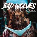 Bad Wolves   N.a.t.i.o.n. 輸入盤  CD