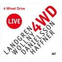 藝人名: N - Nils Landgren / Michael Wollny / Lars Danielsson / Wolfgang Haffner / 4 Wheel Drive Live 輸入盤 【CD】
