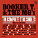 Artist Name: B - 【送料無料】 Booker T&The Mg's ブッカーティーアンドエムジーズ / Complete Stax Singles Vol. 1 (1962-1967) 輸入盤 【CD】