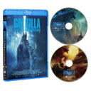 ゴジラ キング・オブ・モンスターズ Blu-ray2枚組 【BLU-RAY DI