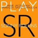 艺人名: V - 【送料無料】 Vinnie Sperrazza / Jacob Sacks / Masa Kamaguchi / Play Sonny Rollins 輸入盤 【CD】