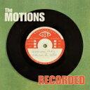 Motions / Recorded (Coloured Vinyl) 【LP】