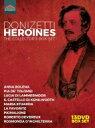 【送料無料】 Donizetti ドニゼッティ / ドニゼッティのヒロインたち~9つのオペラ全曲(13DVD) 【DVD】