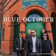 【送料無料】 Blue October / Live From Manchester 【LP】