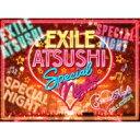 【送料無料】 EXILE ATSUSHI/RED DIAMOND DOGS / EXILE ATSUSHI SPECIAL NIGHT 【DVD】