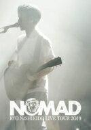 """【送料無料】 錦戸亮 ニシキドリョウ / 錦戸亮 LIVE TOUR 2019""""NOMAD""""(DVD+CD) 【DVD】"""