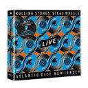 Rolling Stones ローリングストーンズ / Steel Wheels Live (Blu-ray 2CD) 【BLU-RAY DISC】