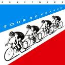 【送料無料】 Kraftwerk クラフトワーク / Tour De France (透明レッド / ブルーヴァイナル仕様 / 2枚組 / 180グラム重量盤レコード) 【LP】
