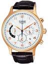セイコー SEIKO パルサー PULSAR クロノグラフ腕時計 PU6010X1