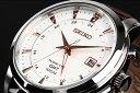 セイコー SEIKO キネティック GMT搭載 腕時計 SUN035P1