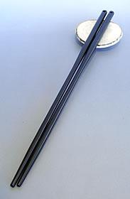 南部鉄製  火箸(ひばし) 壱