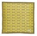 掛川織 大河 [ TAIGA ] ベージュ座布団 サイズ55×55cm 防カビ加工済