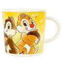 ディズニー マグカップ チップ&デール 250ml オレンジ