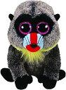 Ty ビーニーブーズ Beanie Boos Wasabi Baboon plush toy 15cm M ワサビ