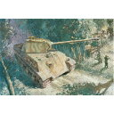 サイバーホビー 1/35 WW.IIドイツ軍 Sd.Kfz.171 パンターG型初期生産型26戦車連隊イタリア戦(訳あり商品)