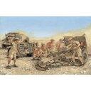 サイバーホビー 1/35 WW.II イギリス軍 25ポンド砲 Mk.II w/リンバー(訳あり商品)【20P03Dec16】