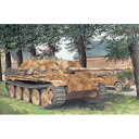 ドラゴン 1/35 WW.II ドイツ軍 ヤークトパンター 駆逐戦車 G1 初期型 w/ツィメリットコーティング【20P03Dec16】