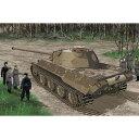 ドラゴン 1/35 WW.II ドイツ軍 パンターD型V2 量産試作タイプ(スマートキット)(訳あり商品)