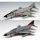 プラッツ 1/144 航空自衛隊 F-4EJ改 第301飛行隊 2013年戦競機/ F-4EJ 空自60周年記念塗装機(2機セット)