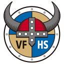 プラッツ ガールズ パンツァー最終章 ヴァイキング水産高校 校章刺繍ワッペン GPW-37