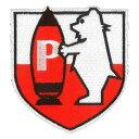 プラッツ ガールズ パンツァー最終章 ボンプル高校 校章刺繍ワッペン GPW-38
