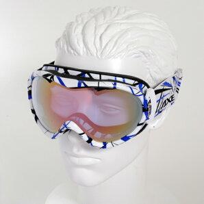 【最安値チャレンジ】★15-16NEWモデルアックスAX855-WCMWTスノーボードゴーグルスキーゴーグルAXEアックススノーゴーグル2015-2016ダブルレンズメガネ対応曇り止め機能付きヘルメット対応