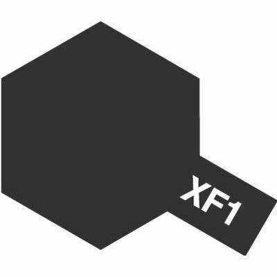 タミヤ ペイントマーカー(つや消し) XF-1 フラットブラック 89301