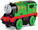 トーマス木製レールシリーズ 電動パーシーY4423 フィッシャープライス【マテル・マテル版・リニューアル・おもちゃ・玩具・きかんしゃトーマス・機関車トーマス・Thomas and Friends Wooden Railway】【TC】【取寄品】