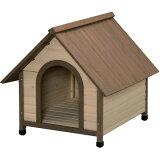 ウッディ犬舎 WDK-900 ブラウン[ペット・犬イヌわんこ屋外用・木製犬小屋/アイリスオーヤマ] 【0829ap_ho】【RCP】【在庫品】【10P04Jul15】