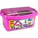 【取寄品】4才から★レゴ基本セット ピンクのコンテナデラックス 5560 [知育玩具/レゴブロック(LEGO)]【T】楽天HC【e-netshop】