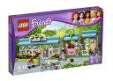 【取寄品】レゴ フレンズ ハートレイクのアニマルクリニック 3188【LEGO・レゴブロック・女の子向け・ドール・新商品・ブロック遊び・れご・おもちゃ・知育玩具】【T】