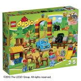 【送料無料】レゴ デュプロ(2歳から) 10584 レゴ デュプロ(2歳から)の森 もりのこうえん【LEGO レゴブロック 知育玩具 子供 男の子 女の子 指先の発達 積み木 つみき プレゼント】【TC】