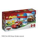 レゴ デュプロ(2歳から) 10600 カーズ クラシックレース ディズニーピクサー マックィーン 車 【LEGO レゴブロック 知育玩具 子供 男の子 女の子 指先の発達 積み木 つみき プレゼント】【TC】【即納可能】