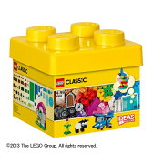 【取寄品】レゴ クラシック 10692 黄色のアイディアボックス <ベーシック>【LEGO レゴブロック 知育玩具 子供 男の子 女の子 指先の発達 積み木 つみき プレゼント】【TC】【02P04Jul15】