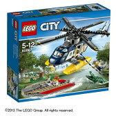 レゴ シティ 60067 ヘリコプターのドロボウ追跡【LEGO レゴブロック 知育玩具 子供 男の子 女の子 指先の発達 積み木 つみき プレゼント】【DC】【15xmaskt】