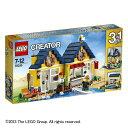 【取寄品】レゴ クリエイター 31035 ビーチハウス【LEGO レゴブロック 知育玩具 子供 男の子 女の子 指先の発達 積み木 つみき プレゼント】【TC】