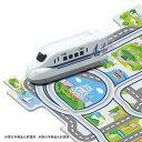 【電車 おもちゃ】パネルワールド走る!新幹線N700A【男の子向け 知育玩具 パネルをつなげて電車を走らせよう】増田屋 【TC】