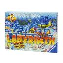 【ボードゲーム】オーシャン・ラビリンス【ボードゲーム 頭脳ゲーム 宝物探しゲーム OCEAN LABYRINTH】【みんなで遊ぶ】ラベンスバーガー社【TC】