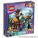 レゴ フレンズ 41122 アドベンチャーキャンプ ツリーハウス 送料無料 ブロック 女の子向け おもちゃ つみき 知育玩具 LEGOブロック レゴ 【TC】