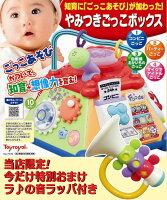 【ベビーおもちゃ知育玩具手や指の運動赤ちゃんのおもちゃ育脳やみつきごっこボックスローヤル】